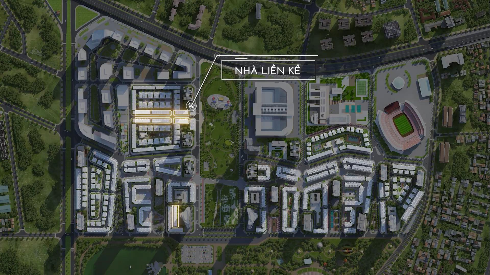 Nha lien ke the manor central park - Trang chủ