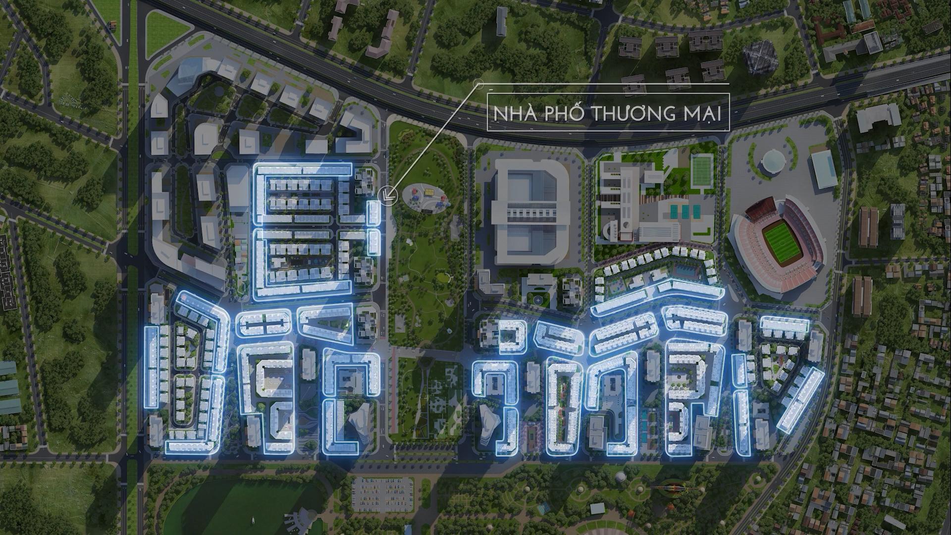 Nha pho thuong mai the manor central park - Trang chủ