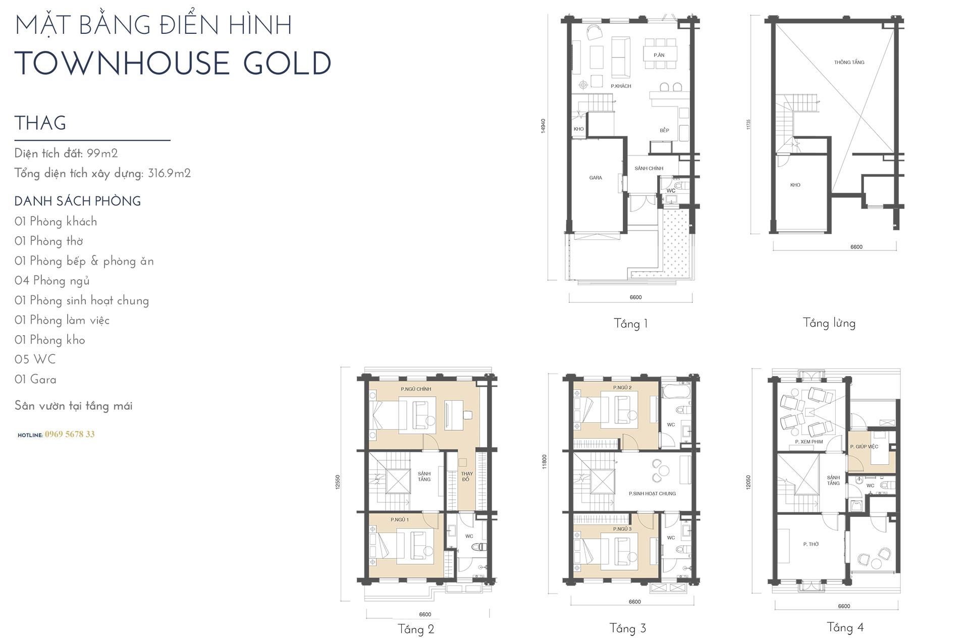 townhouse gold thag - Trang chủ
