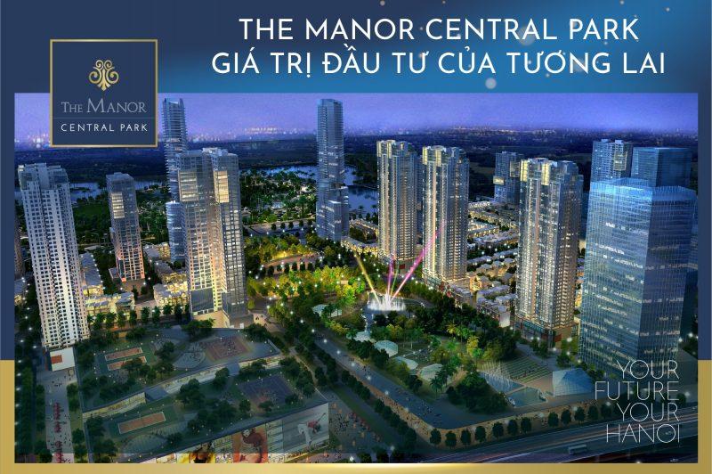 The Manor Central Park ở đâu trên thị trường bất động sản