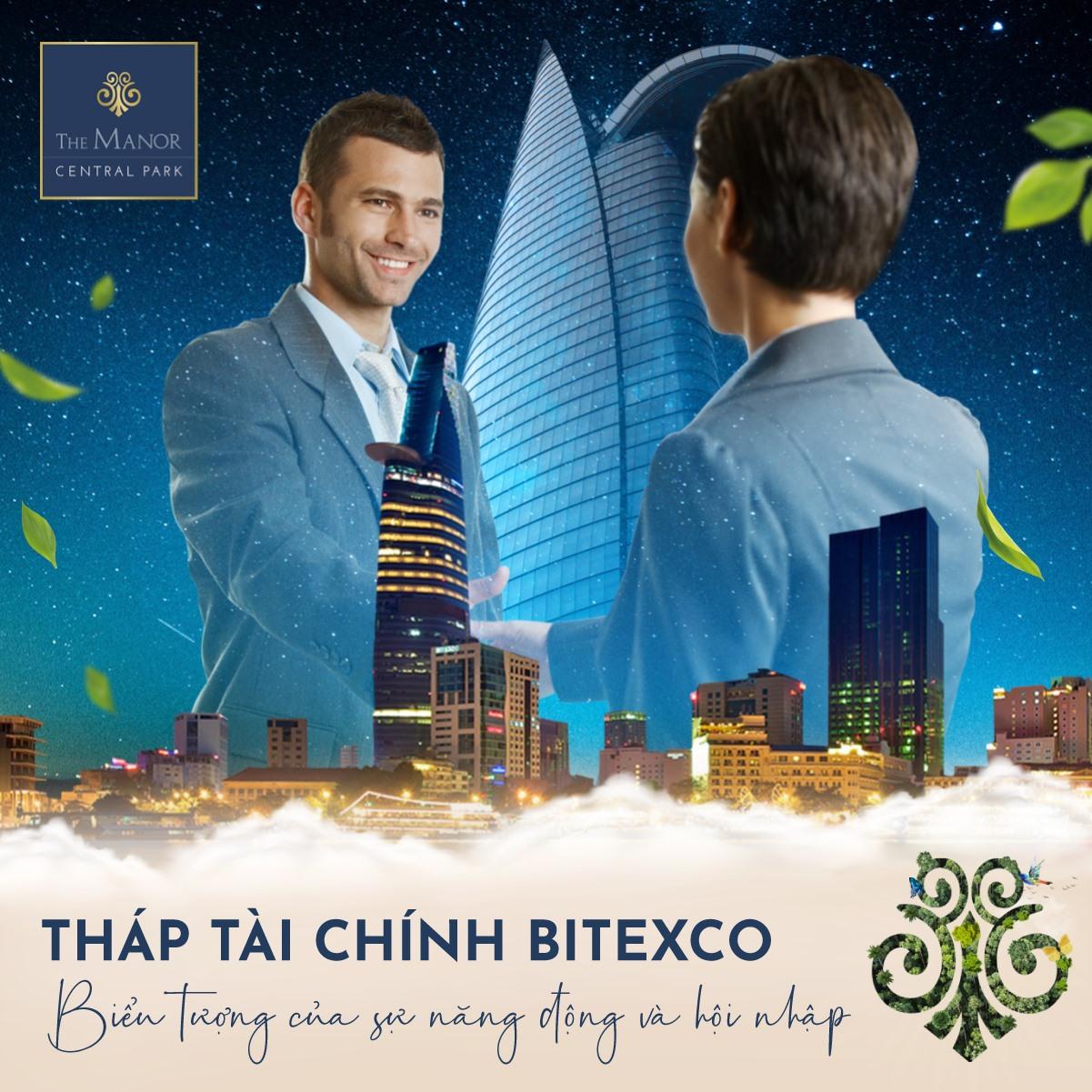Thap tai chinh BITEXCO FINANCIAL TOWER - Trang chủ