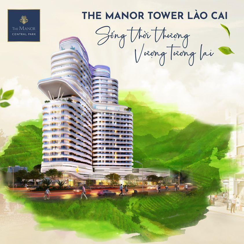 The Manor thanh pho Lao Cai - Trang chủ